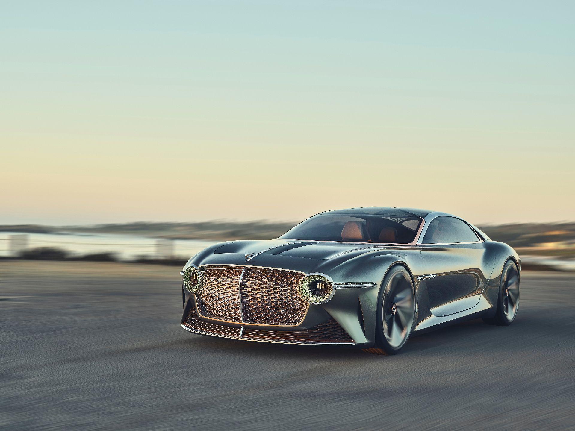 Bentley Exp 100 Gt Concept Pebble Beach (12)