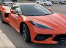 El Chevrolet Corvette C8 Convertible ya enseña músculo por las calles