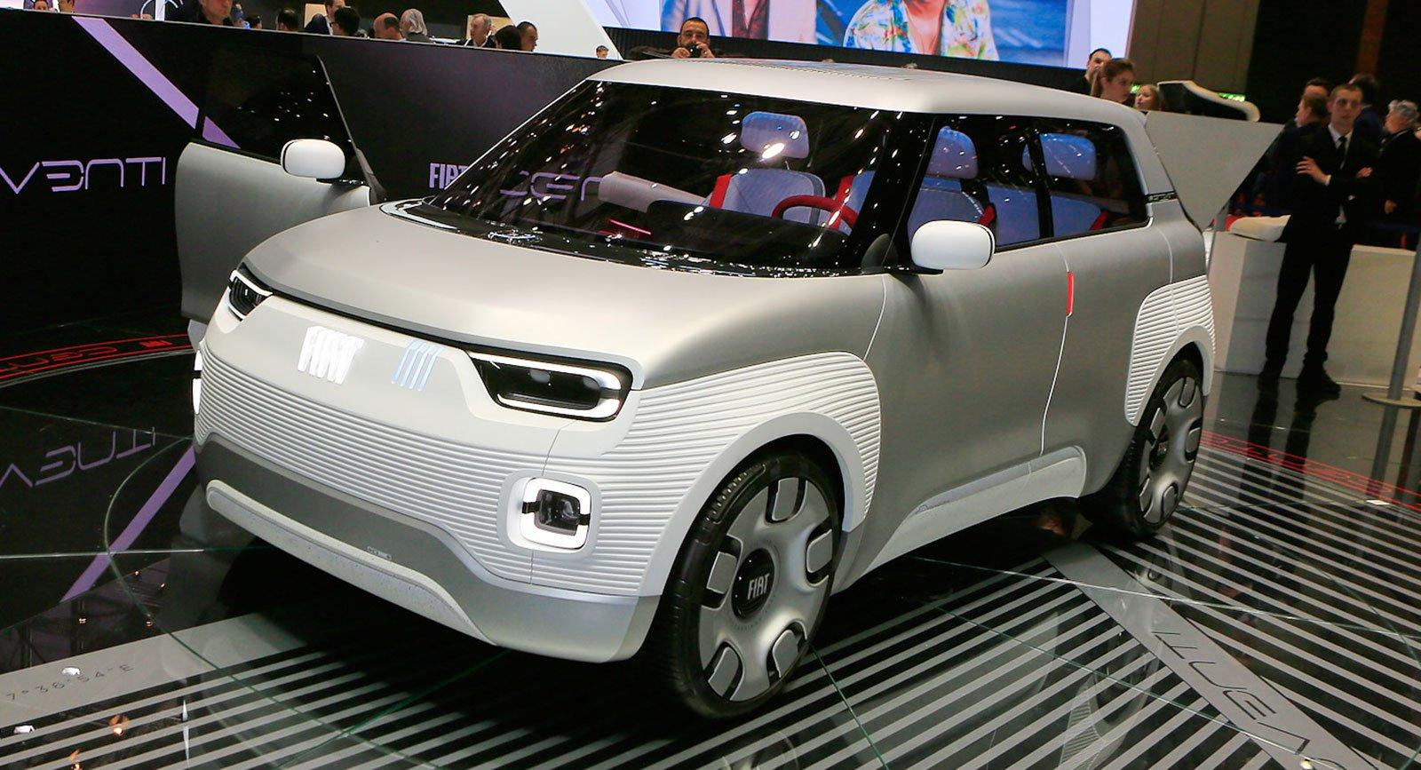 Fiat Centoventi Electrico
