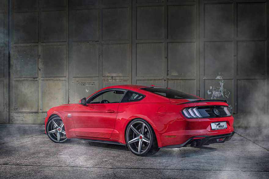 Ford Mustang Wolf Racing 05