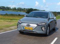 Hyundai Ioniq Electric 2020 (13)