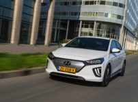 Hyundai Ioniq Electric 2020 (6)