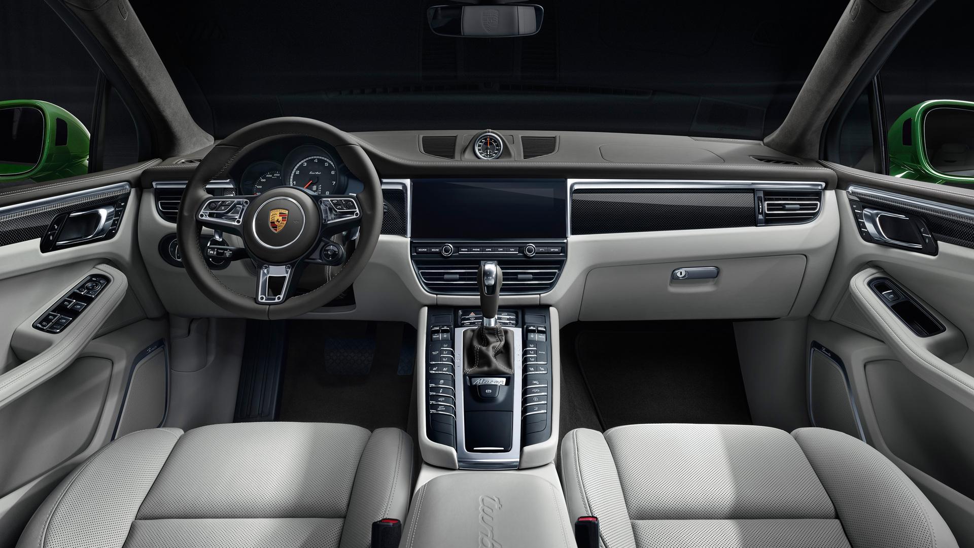 Macan 1turbo 2019 Porsche Ag