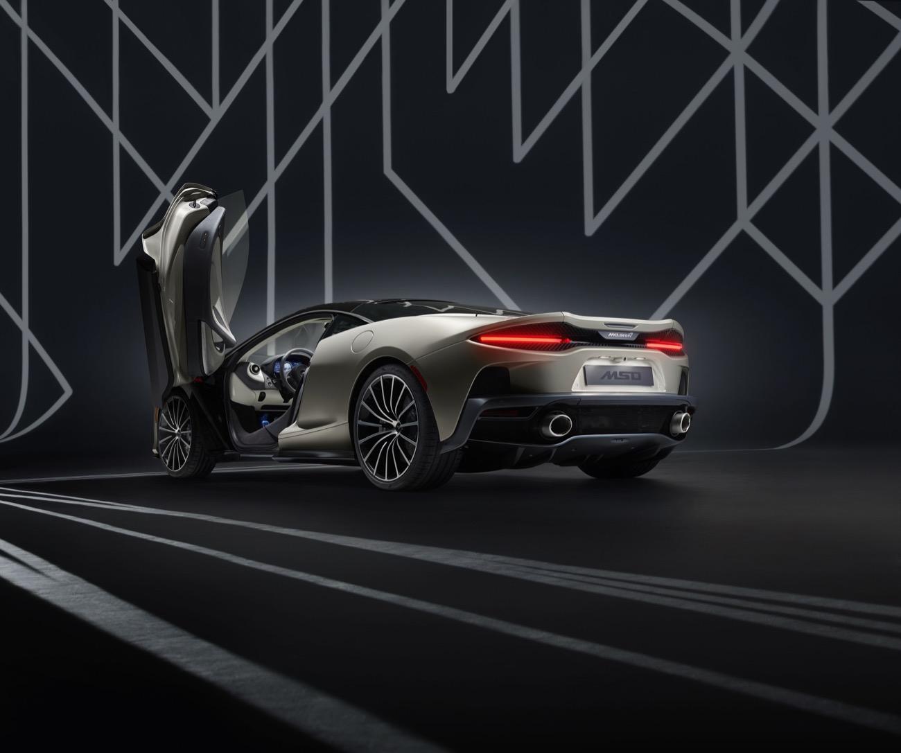McLaren GT MSO