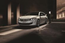 Peugeot aumentará en otoño su ofensiva más ecológica con el 508 SW Hybrid