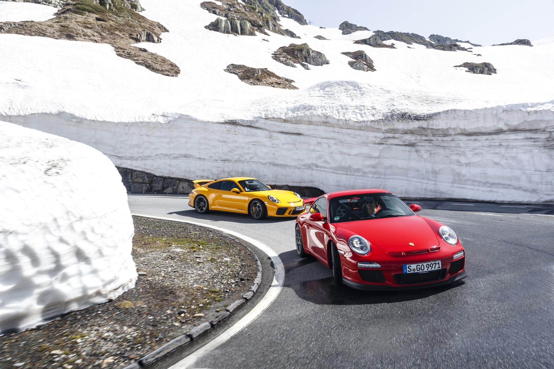 Porsche 911 Gt36
