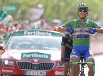 Vuelta España 2017;10 Etapa,caravaca De La Cruz El Pozo Alimentacion 164,8 Km