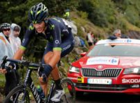 Vuelta España 2017;20ª Etapa Corvera Angliru