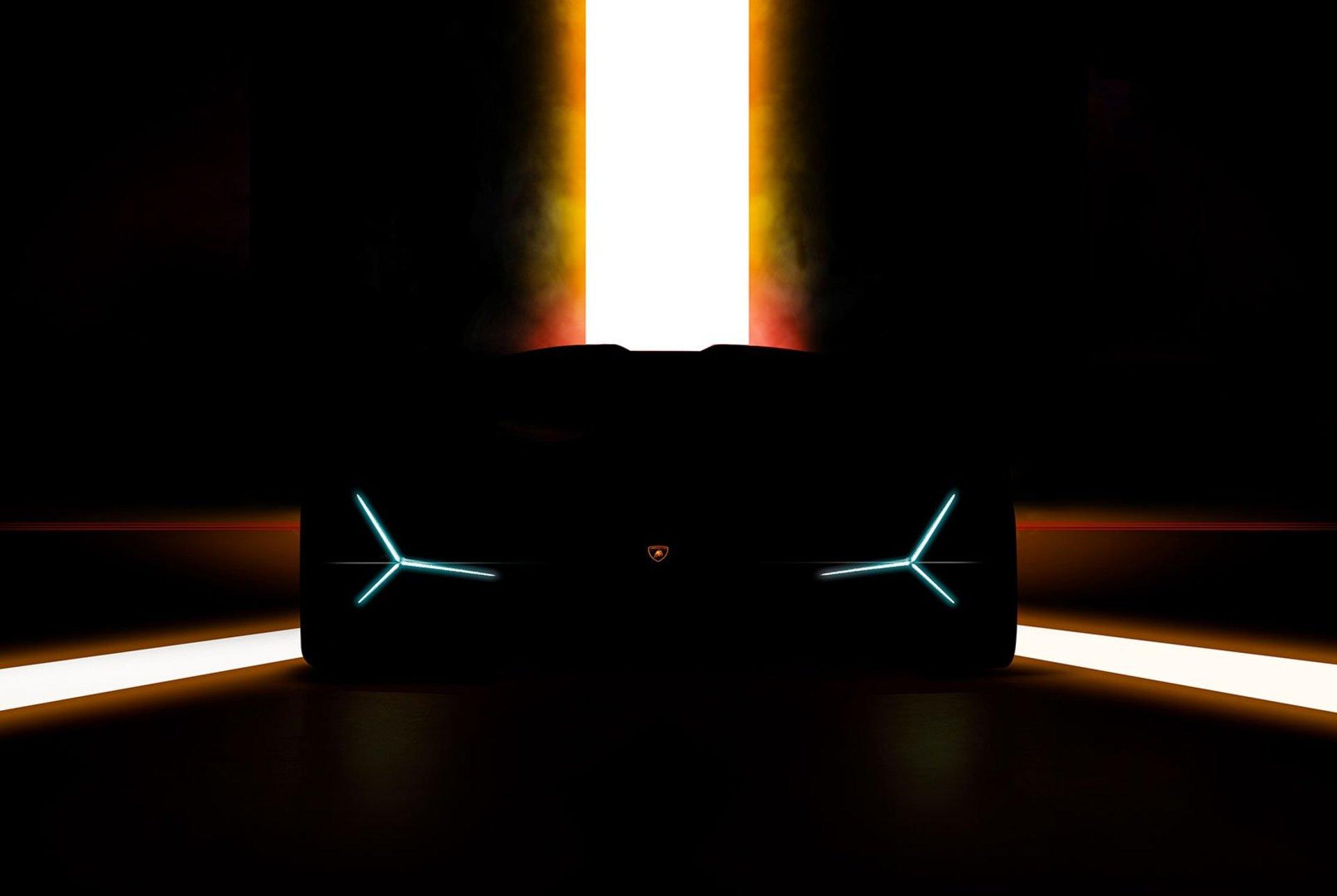 Teaser Lamborghini (1)