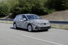 El Volkswagen Golf de octava generación calienta motores con la última fase de pruebas