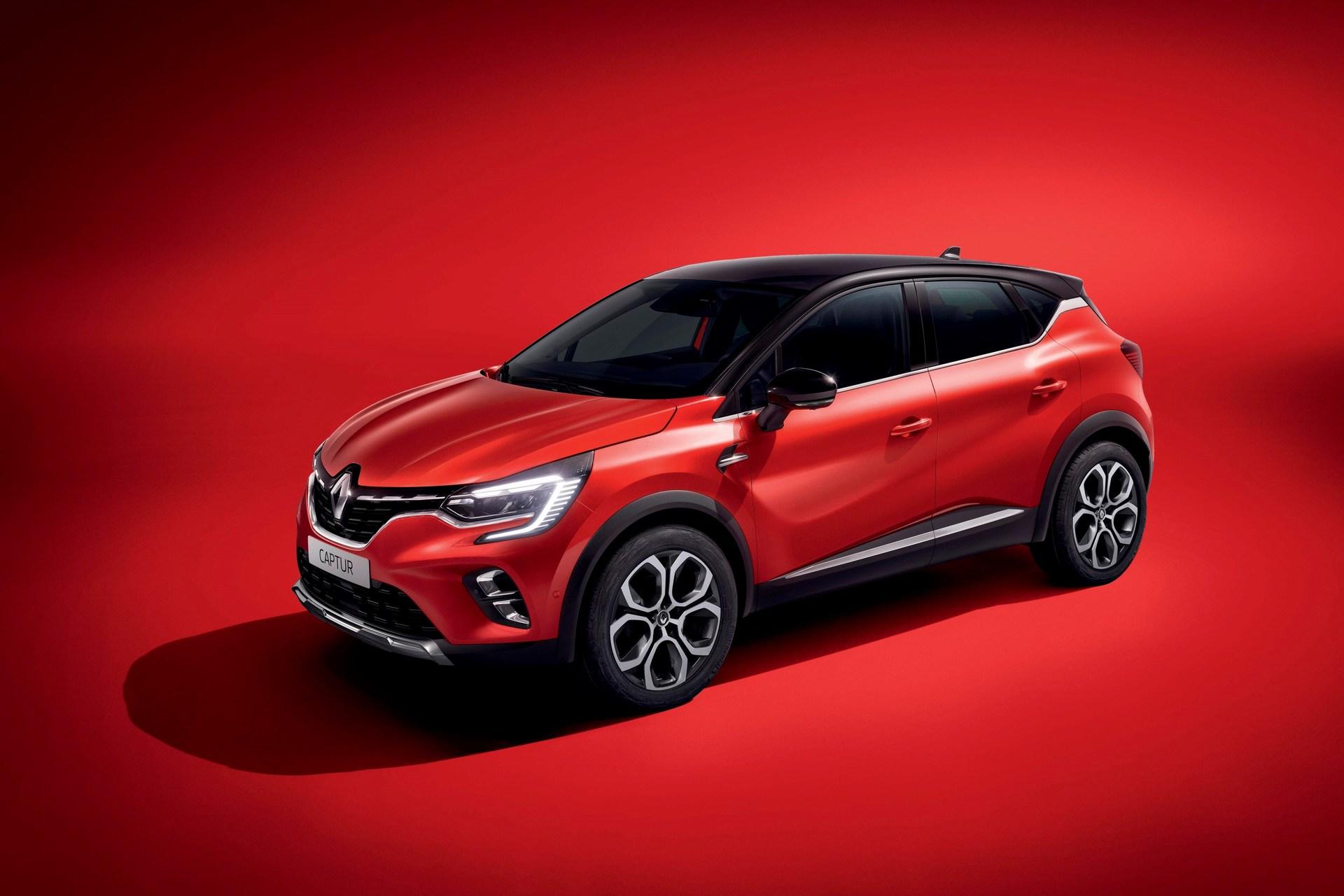2019 Nouveau Renault Captur
