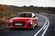 Audi presenta finalmente al nuevo RS7 Sportback en el Salón de Frankfurt