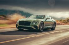 El nuevo Bentley Continental GT V8 es el vehículo con mayor capacidad de personalización del mundo