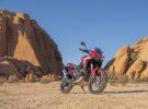 Honda CRF1100L Africa Twin, nueva estética y mejoras mecánicas para la trail japonesa