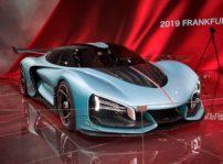 Hongqi irrumpe en el Salón de Frankfurt con dos modelos espectaculares
