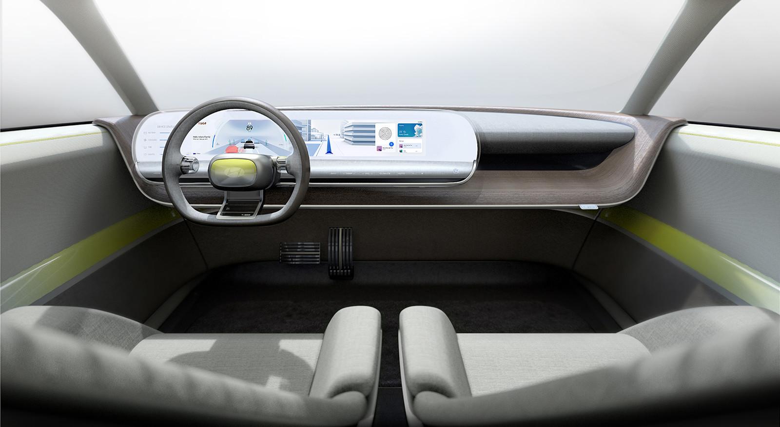 Hyundai 45 Ev Frankfurt Interior 3