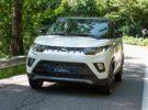 Lavado de cara para el Mahindra KUV100 NXT, el SUV urbano indio