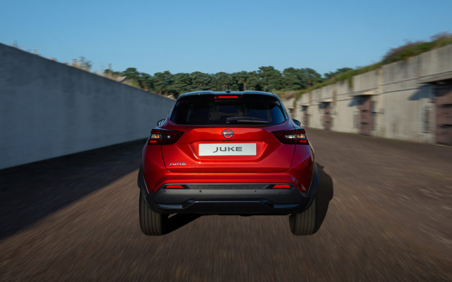 New Nissan Juke Unveil Dynamic Outdoor 2 Source.sep
