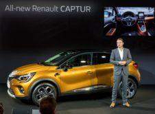 2019 Nouveau Renault Captur Présenté Au Salon De Francfort