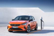 Cómo se recarga el Opel Corsa-e