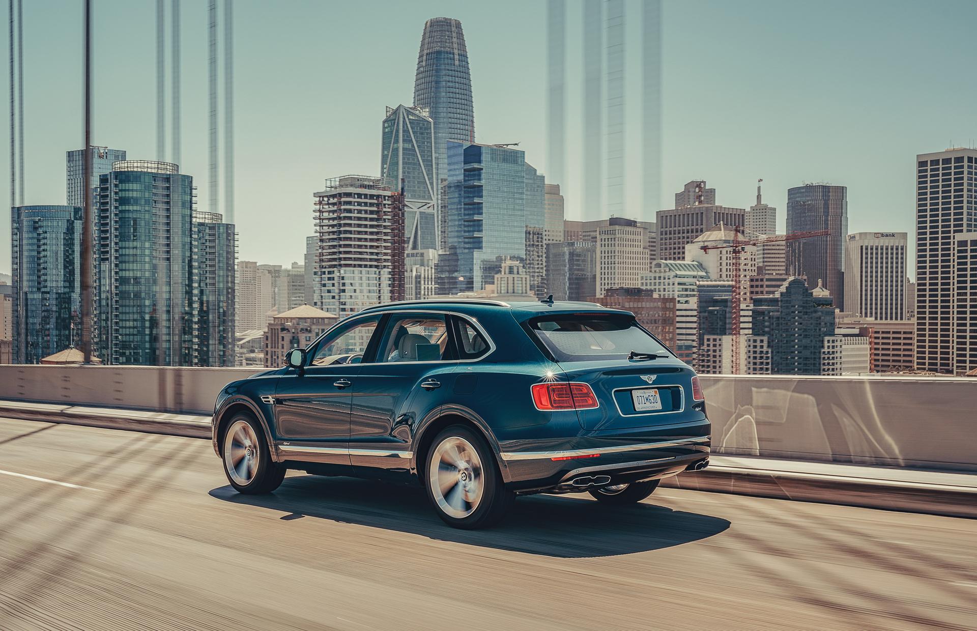 Rp Bentley Bentayga Hybrid 1
