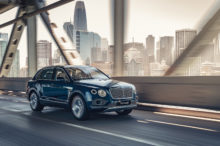 El Bentley Bentayga Hybrid tendrá 450 CV y una autonomía eléctrica de 38 kilómetros