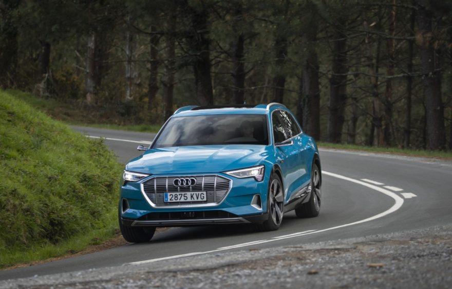 Audi E Tron Suv 2019