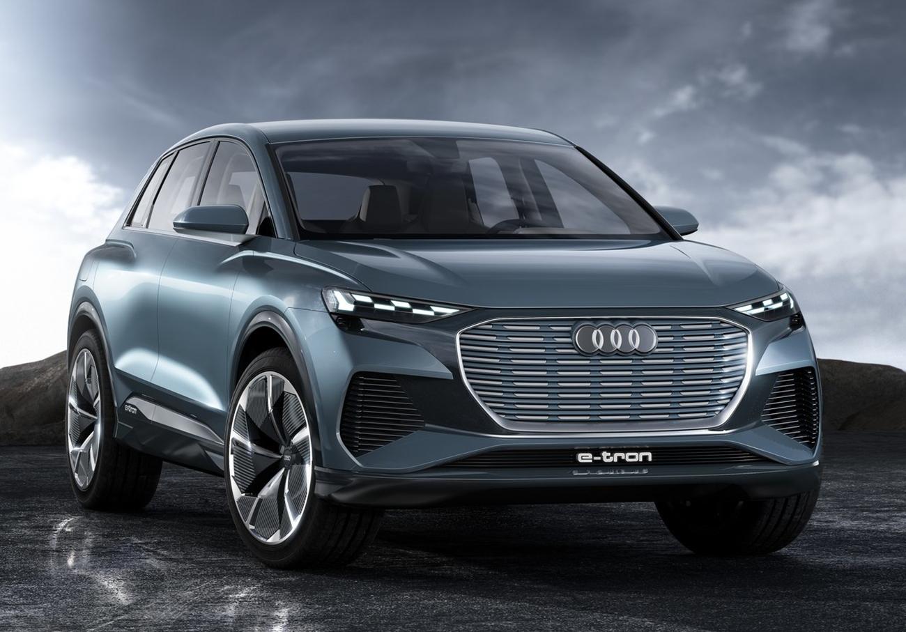 Audi-Q4 e-tron
