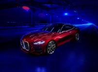BMW Concept 4, así es el futuro de la Serie 4 de la marca alemana