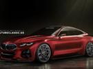 El BMW Concept 4 recibe ligeros retoques gracias a este render