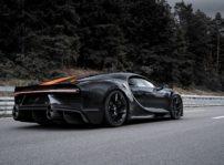 El Bugatti Chiron Super Sport 300+ estará limitado a 30 unidades