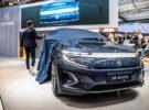 Byton M-Byte, el coche con la mayor pantalla del mundo se presenta en Frankfurt