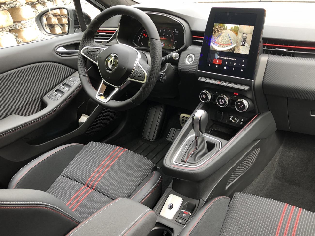 Renault Clio RS Line