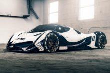 Devel Sixteen, un superdeportivo de 5.000 CV que circula a 65 km/h por el desierto de Dubái