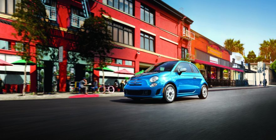 Fiat 500 Mercado Estados Unidos