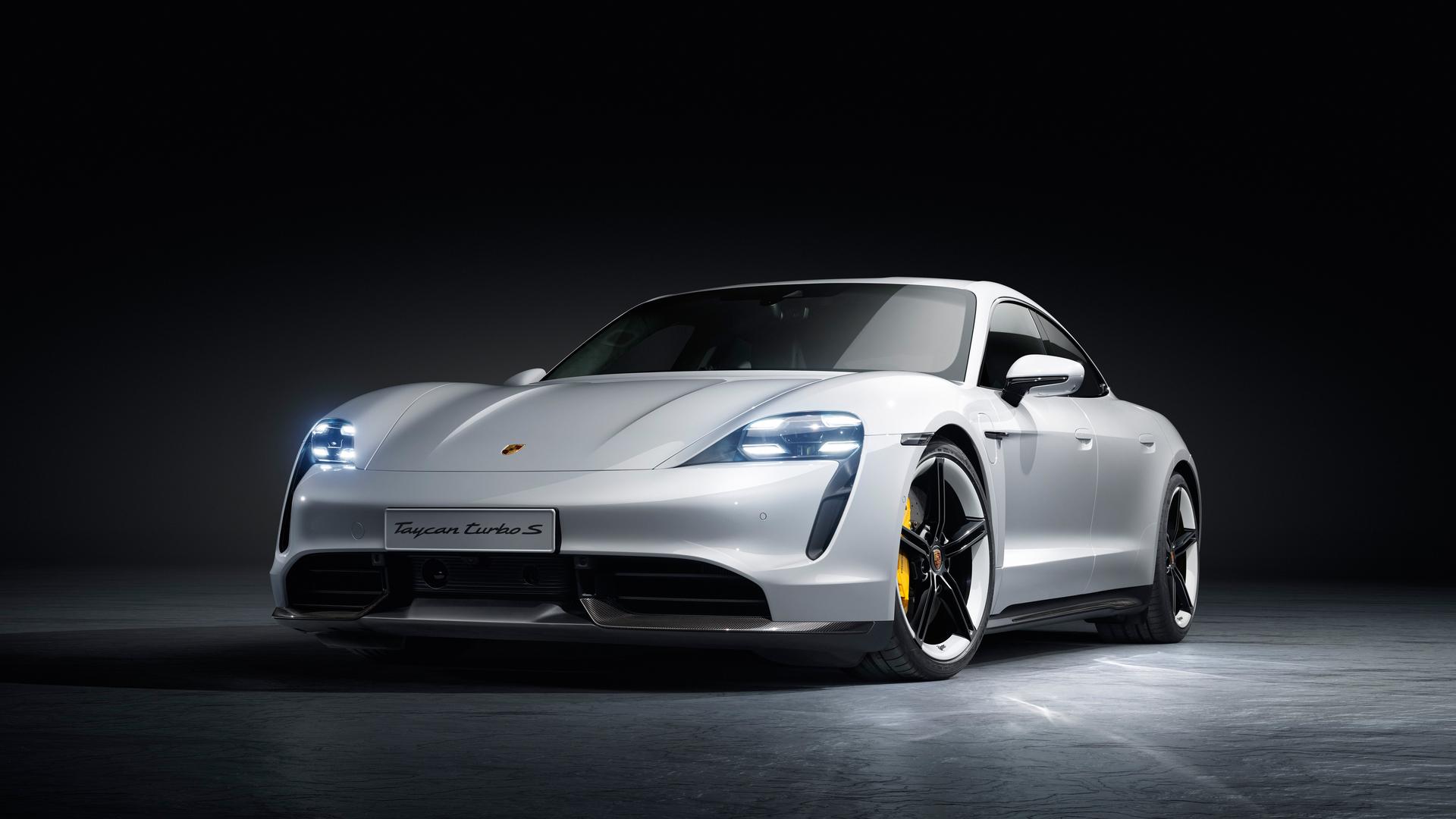 High Taycan Turbo S 2019 Porsche Ag (5)