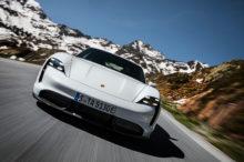 Porsche Taycan, así es el deportivo eléctrico que marcará una nueva era en la marca de Stuttgart