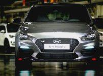 El Hyundai i30 Project C, 600 unidades para Europa de la edición especial que se presentará en el Salón Frankfurt