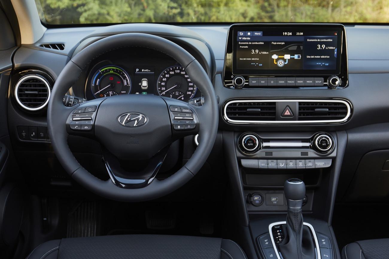 Hyundai Kona Hibrido