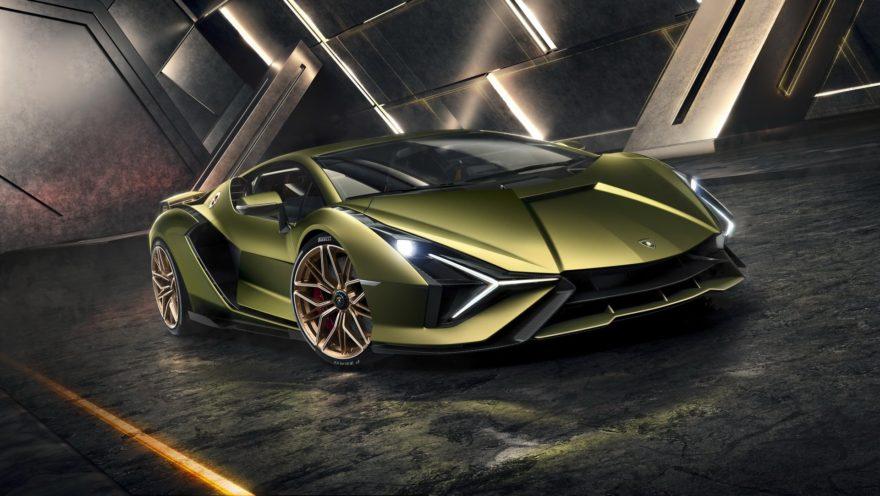 Lamborghini Sian Frankfurt (4)