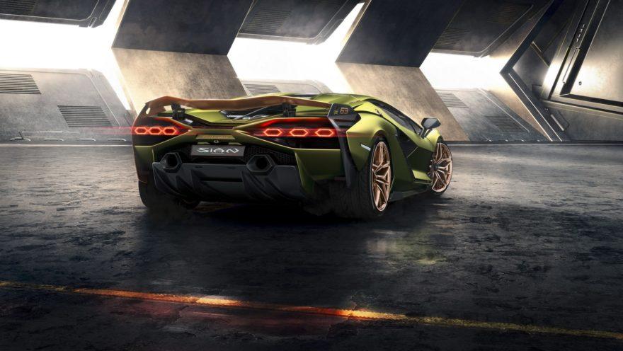 Lamborghini Sian Frankfurt (9)
