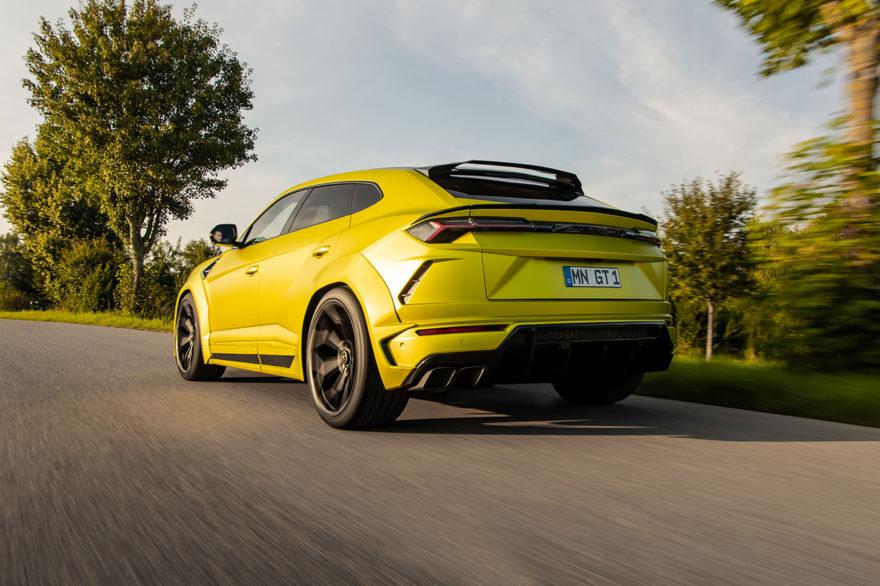 Lamborghini Urus Novitec 25