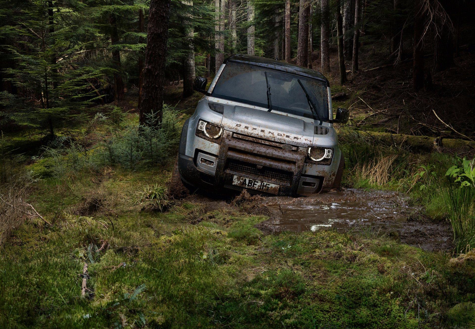 Land Rover Defender Frankfurt 2019 (18)