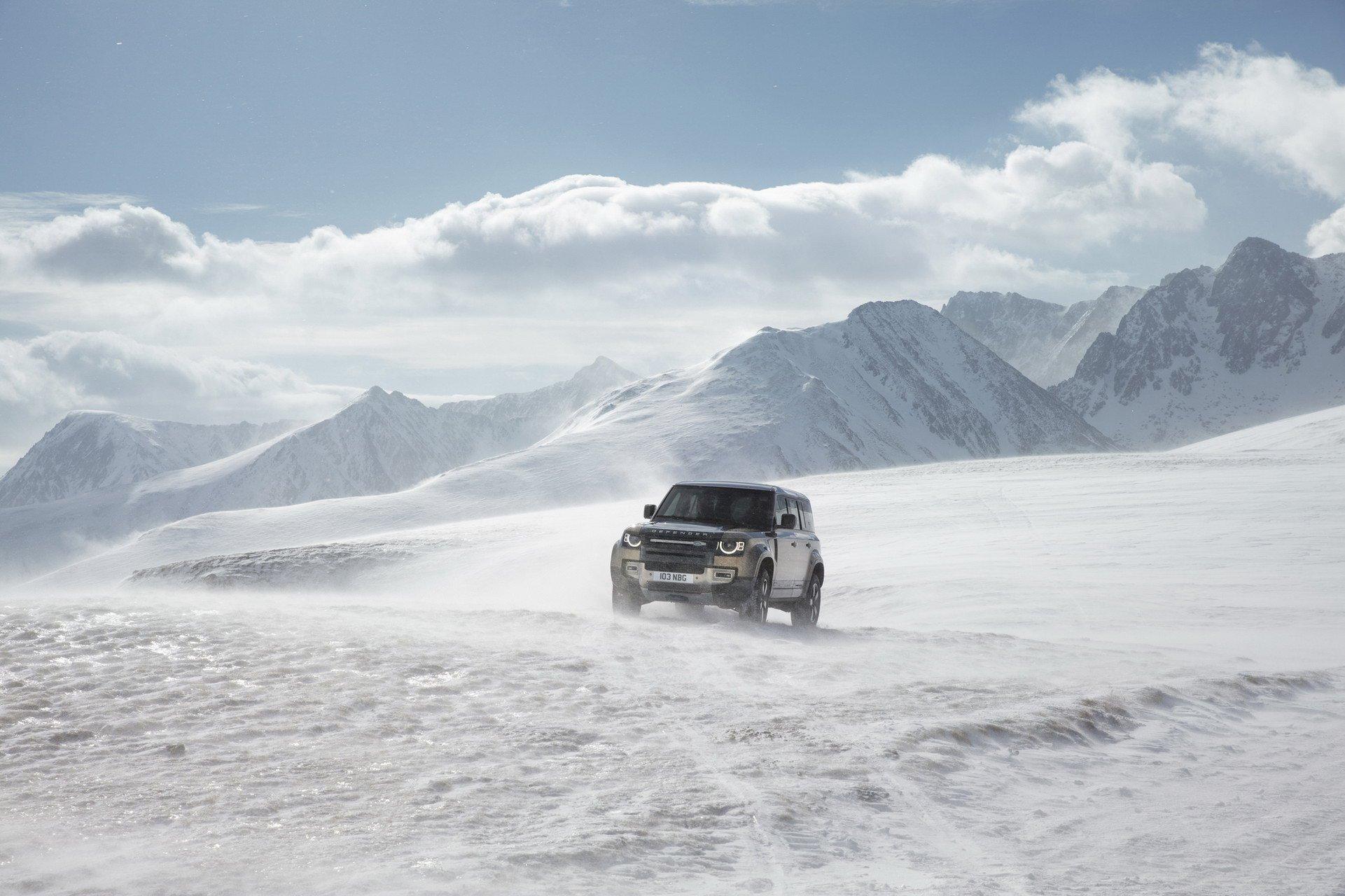 Land Rover Defender Frankfurt 2019 (9)
