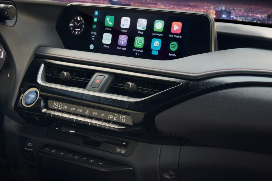 Lexus Apple Carplay Android Auto 01