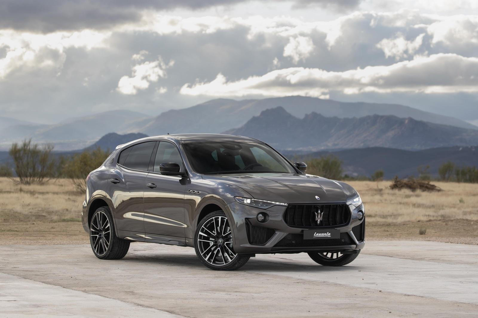 Maserati Levante Trofeo (8)