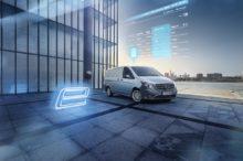 El Mercedes-Benz eVito, la furgoneta 100% eléctrica, está disponible en España desde los 42.900 euros