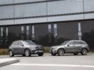 Los Mercedes-Benz GLE y GLC híbridos enchufables ofrecen una autonomía de más de 100 km