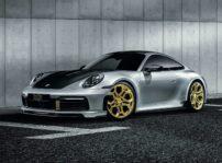 Porsche 911 Carrera 4s Techart (1)