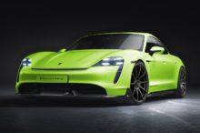 El Porsche Taycan será el primer coche eléctrico modificado por Hennessey